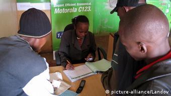 Mobile Banking Afrika
