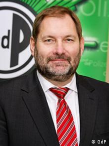Jörg Radek Gewerkschaft der Polizei GdP
