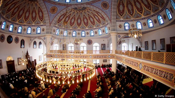 Moscheen in Deutschland 2012 Duisburg Merkez Moschee