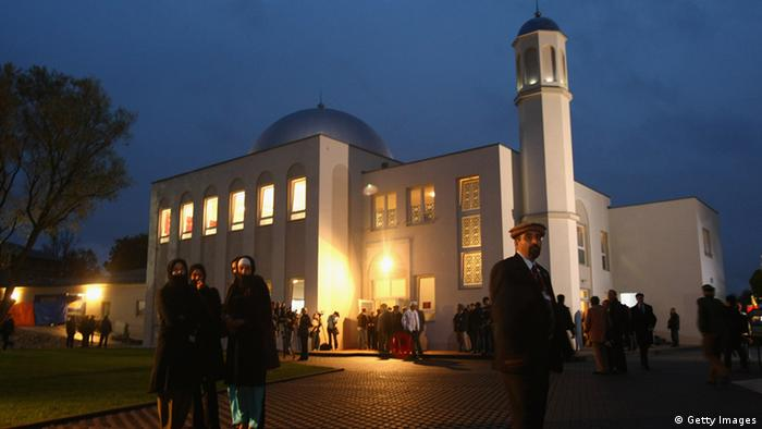 Die Khadija Moschee in Berlin (Foto: AFP/Getty Images)