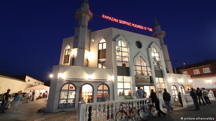 Moscheen in Deutschland 2012 Göttingen Moschee