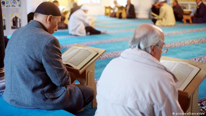 Moscheen in Deutschland 2012 Berlin Sehitlik Moschee