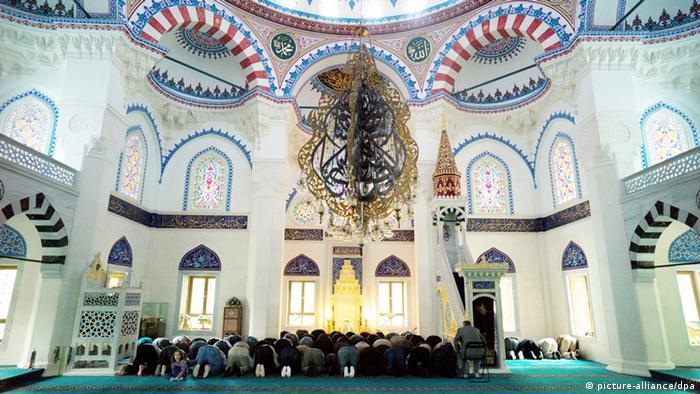 Moscheen in Deutschland 2012 Berlin Sehitlik Moschee (picture-alliance/dpa)