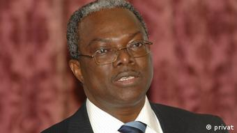 IWMI Director for Africa Timothy Williams