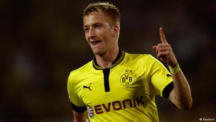 Fussball - Borussia Dortmund gegen Werder Bremen Marco Reuss