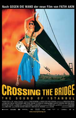 Crossing the Bridge - Filmplakat