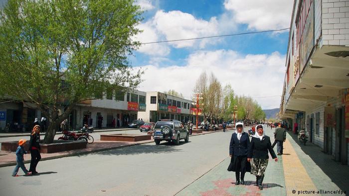 应对反恐:新疆加强边境管控
