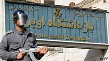 Evin Gefängnis in Teheran im Iran