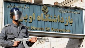 Evin Gefängnis in Teheran im Iran (FF)