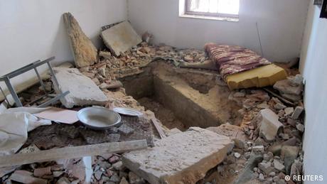 Libyen Salafisten zerstören muslimische Heiligtümer