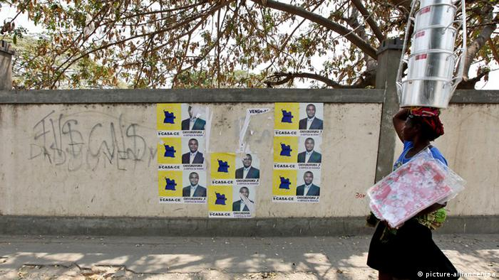 Sociedade civil angolana está menos mobilizada que antes para as eleições