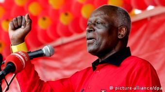 Wahlkampf Angola