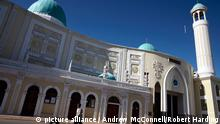 Jumma Masjid Moschee in Mosambik (picture alliance / Andrew McConnell/Robert Harding)