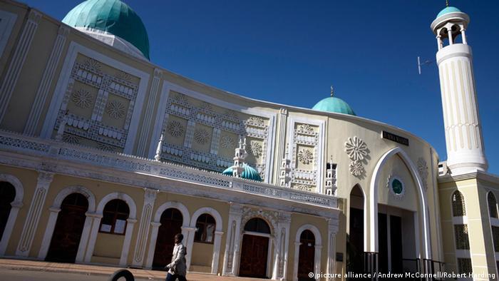 Mesquita da baixa na cidade de Maputo (foto meramente ilustrativa)