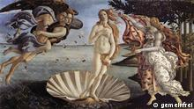 Italien Uffizien Florenz (Bildergalerie) Botticelli