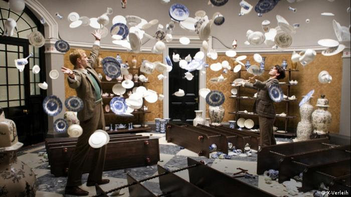 Scene from Cloud Atlas by Tom Tykwer