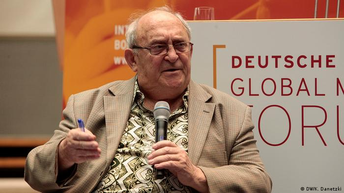 Denis Goldberg, South African anti.apartheid activist and friend to Nelson Mandela.