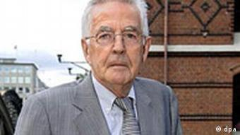 Professor Albert Speer Jr., Architekt