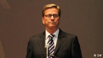 Außenminister Guide Westerwelle