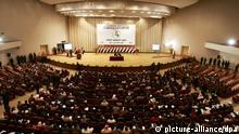 Symbolbild Irak Parlament