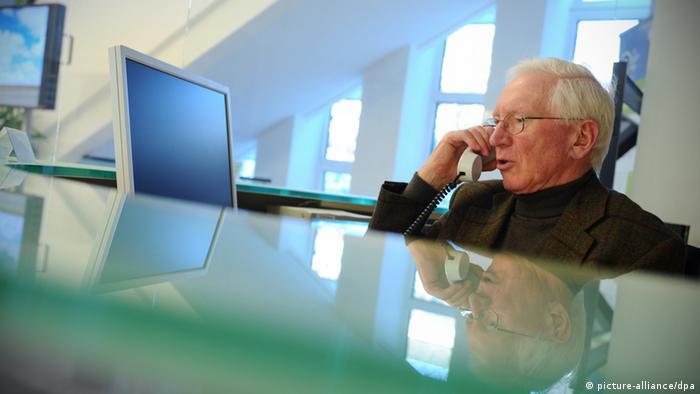 Квалифицированные специалисты в Германии востребованы - вне зависимости от возраста