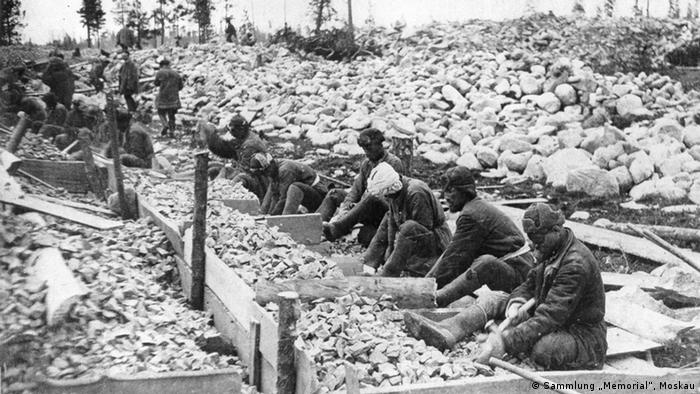 Wanderausstellung Gulag. Spuren und Zeugnisse 1929–1956