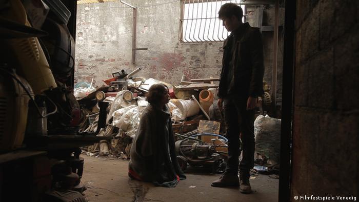 Cena do longa-metragem 'Pietá', de Kim Ki-duk
