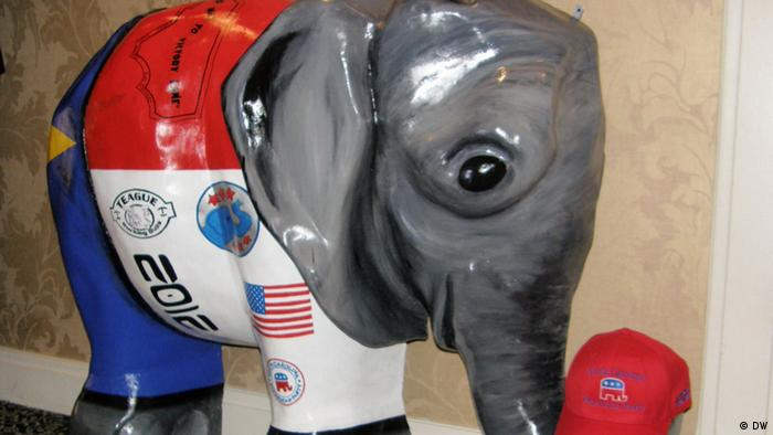 Parteitag der Republikaner in Tampa (DW)