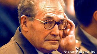 Verurteilter kroatischer KZ-Kommandant Dinko Sakic