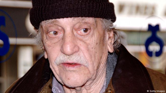USA Schriftsteller Kurt Vonnegut in New York