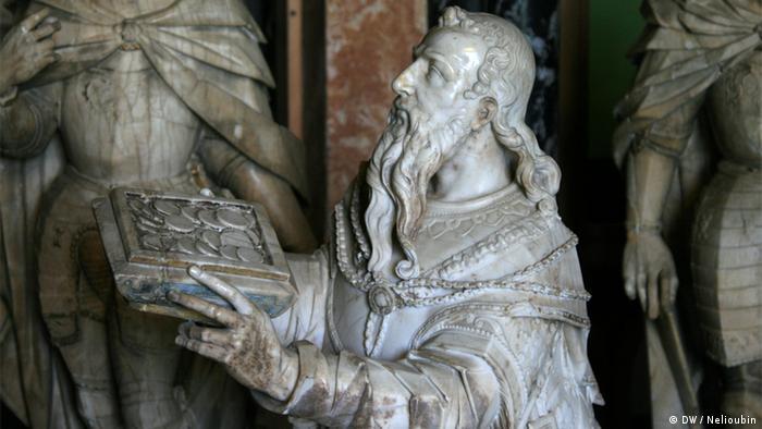 Скульптуры Волхвов