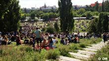 Bildgalerie - Mauerpark Berlin
