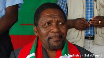 Angola Wahlen 2012 UNITA Partei