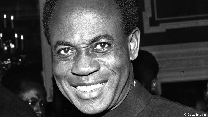 Porträt Kwame Nkrumah