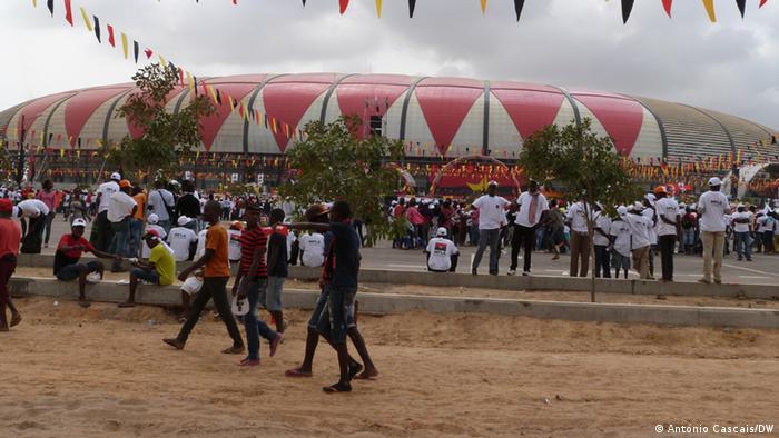 Partidos queimam últimos cartuchos na conquista do voto em Angola