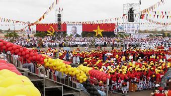 MPLA apostou em encher estádio 11 de Novembro no último dia da campanha