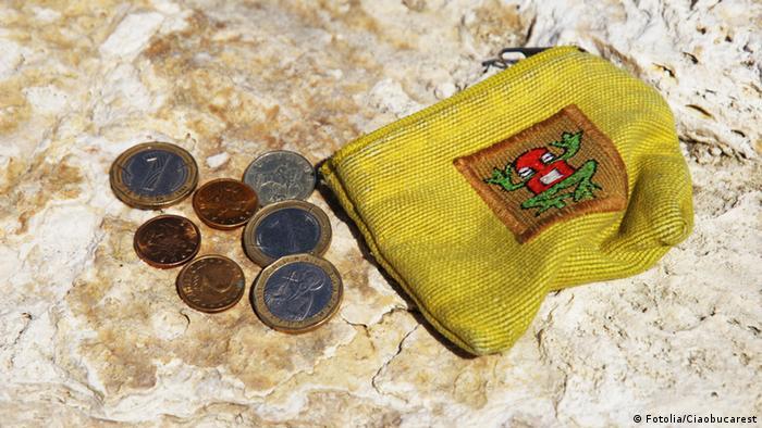 Symbobild - Geld in Bulgarien