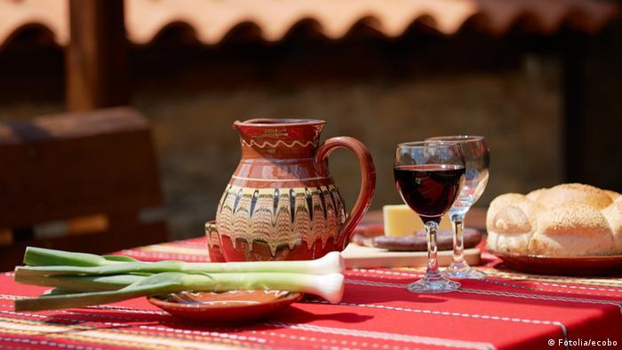 Symbobild - Essen in Bulgarien