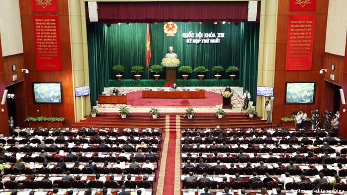 Vietnam is one of the last remaining communist single-party states in the world