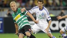 Borussia Moenchengladbach - Dynamo Kiev