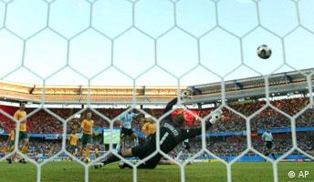 Confederations Cup: Argentinien - Australien Panorama