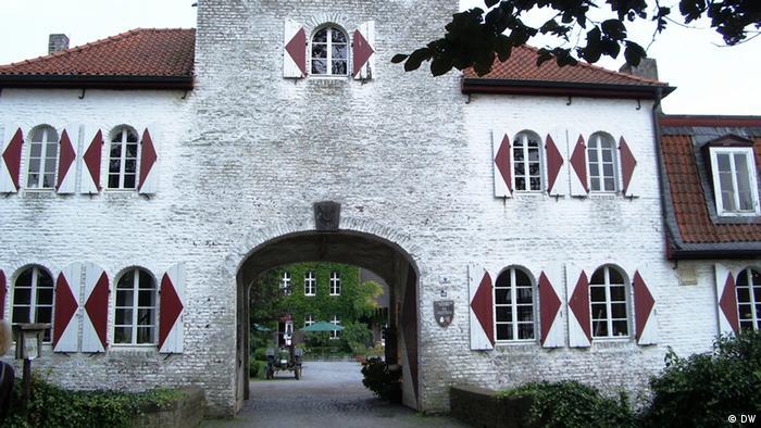 Поместье Haus Bockdorf (с) Deutsche Welle
