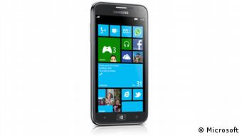 Windows 8 - Samsung ATIV S