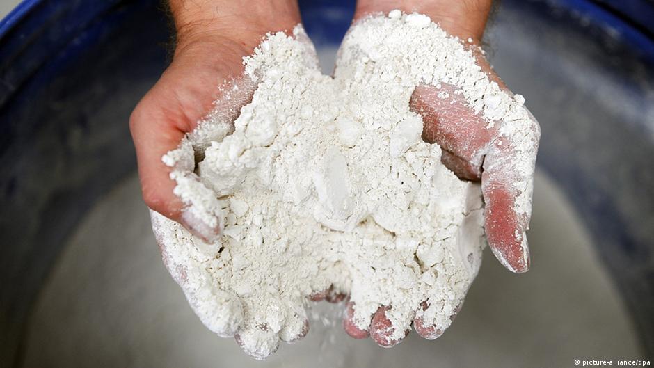 белый цемент это