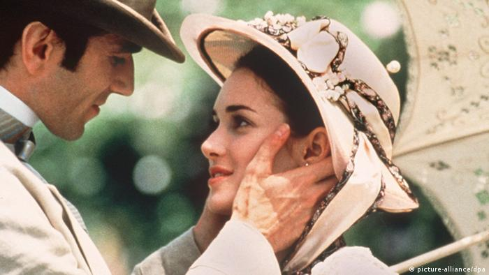 Daniel Day-Lewis and Winona Ryder in The Age of Innocence (picture-alliance/dpa)