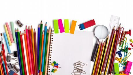 Schreibwaren Büromatreial Stifte (Fotolia/picsfive)