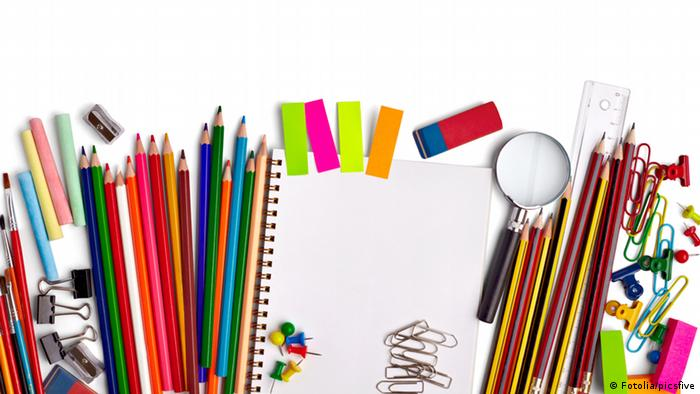Stationery, pencils, Copyright: Fotolia.com