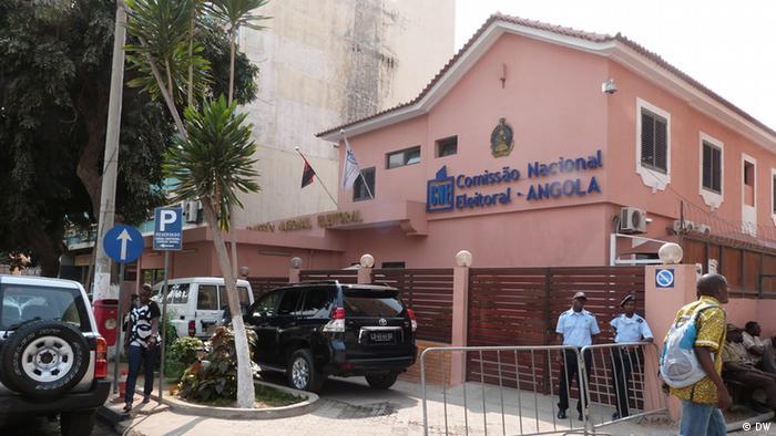 Bildergalerie Wahlen in Angola 2012