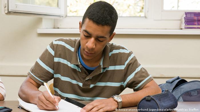 Ausbildung junger Menschen mit Migrationshintergrund