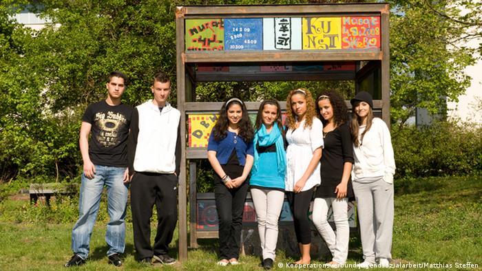 El proyecto Formación asistida en la empresa trata de integrar a jóvenes desfavorecidos en el sistema de formación profesional
